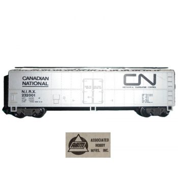 train miniature Canadian National