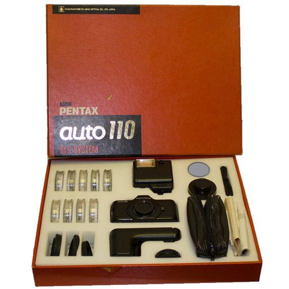Asahi Pentax auto 110