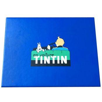 Jeux de cartes Tintin